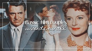 Classic Film Couples | Wonderwall