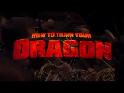 How to Train Your Dragon - For Symphonic Band (Screen Works collection)