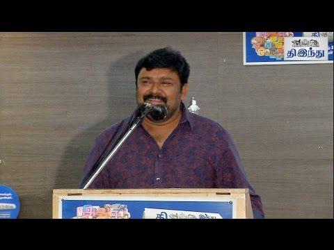 'Neeyaa Naana' Gopinath's Humorous Take on Knowledge & Education | Tamil The Hindu