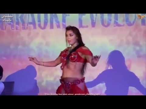 Incredibly Hot Sexy Sensational Belly Dance Alla Kushnir ألا كوشنير Halwa #2 رقص شرقي عربي