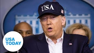 President Trump and the Coronavirus Task Force hold press briefing | USA TODAY