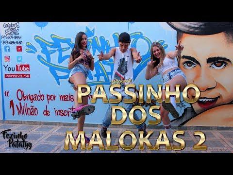 Fezinho Patatyy - Passinho dos Maloka 2 ( Coreografia ) DJ DN de Caxias