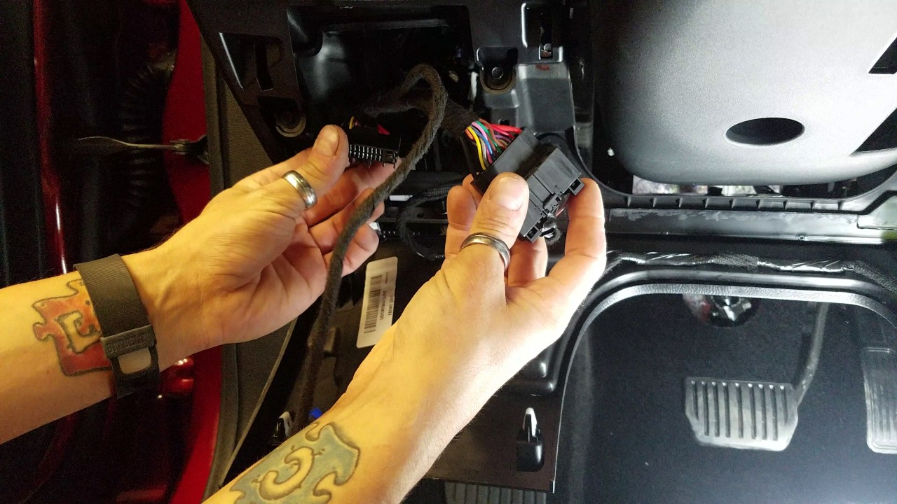 2014 2018 Ford Fusion Remote Start Plug And Play Kit Install Youtube Strat With Push Pull Switch Wiring Diagrams But Now