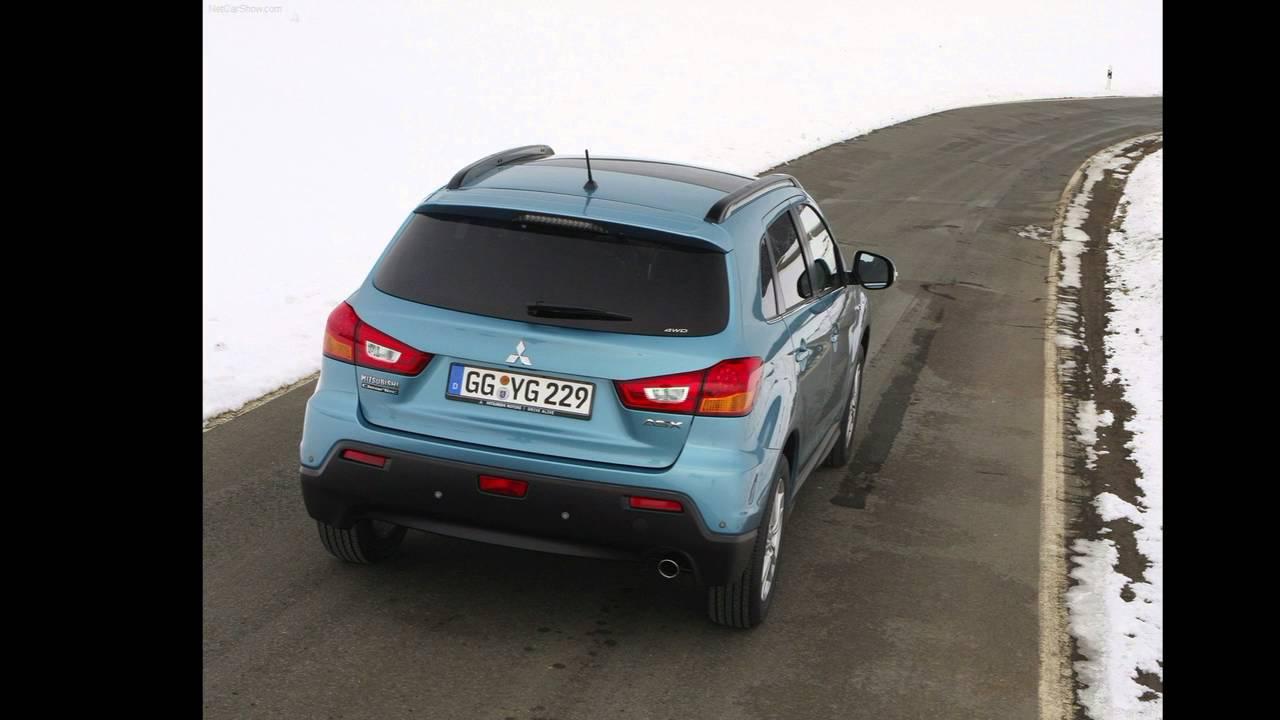 Mitsubishi ASX 2011 Review