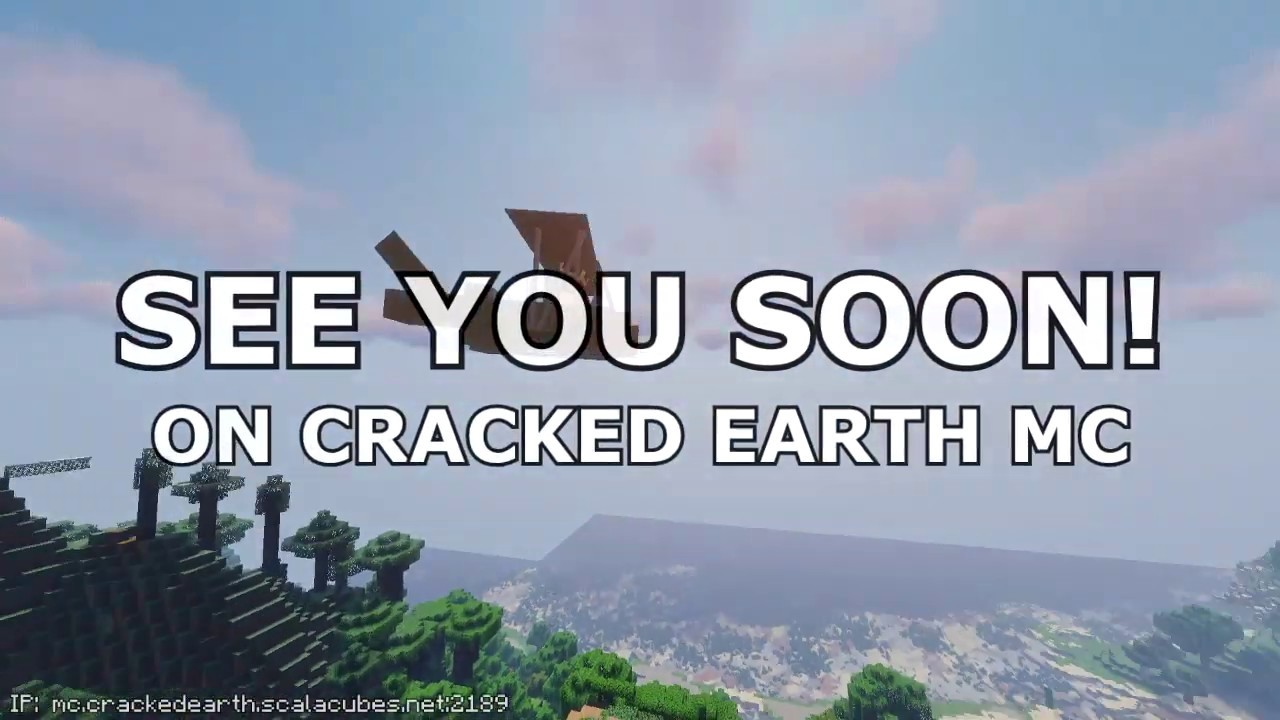 Cracked earth mc - Minecraft servidor  TopG
