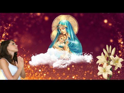 Божественно красивая песня-молитва к Пресвятой Богородице - Лучшие видео поздравления в ютубе (в высоком качестве)!