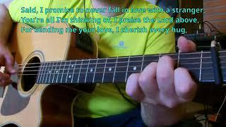 K Ci & JoJo - All My Life KARAOKE GUITAR