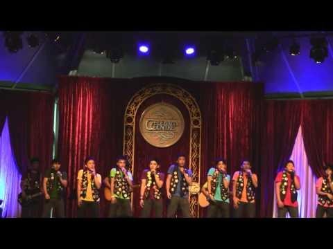 Kundirana from La Salle Green Hills Performs Live at 2012 Kundirana Concert Gala and International N