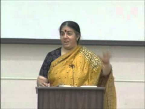 Vandana Shiva on Capitalism, Sustainability, and the Environment