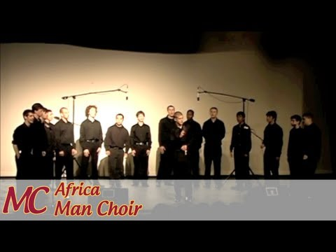 Africa - Man Choir
