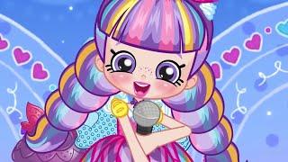 Shopkins | Die DJ | Cute Cartoons | Full Episodes | Videos Für Kinder