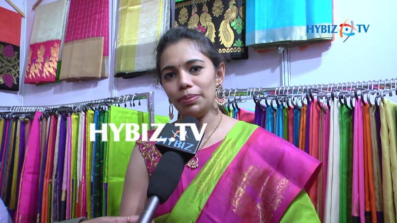 Deepthi from Chirala  Khwaish Exhibition 2017 Hyderabad | hybiz