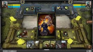 Обзор Infinity Wars - Animated Trading Card Game
