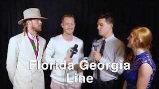 Florida Georgia Line at CMT Music Awards 2017 Backstage Live Stream