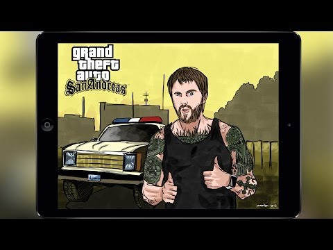 GTA: San Andreas для iPhone и iPad. Really?