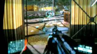 Crysis 2 on Nvidia  GTS 250 1gb