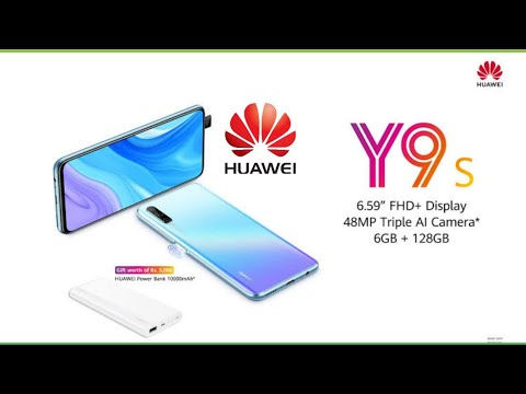 Huawei Y9s 2019 Review