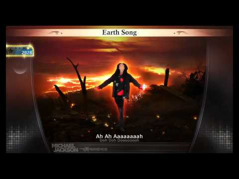 Michael Jackson The Experience Earth Song PS3 FULL HD