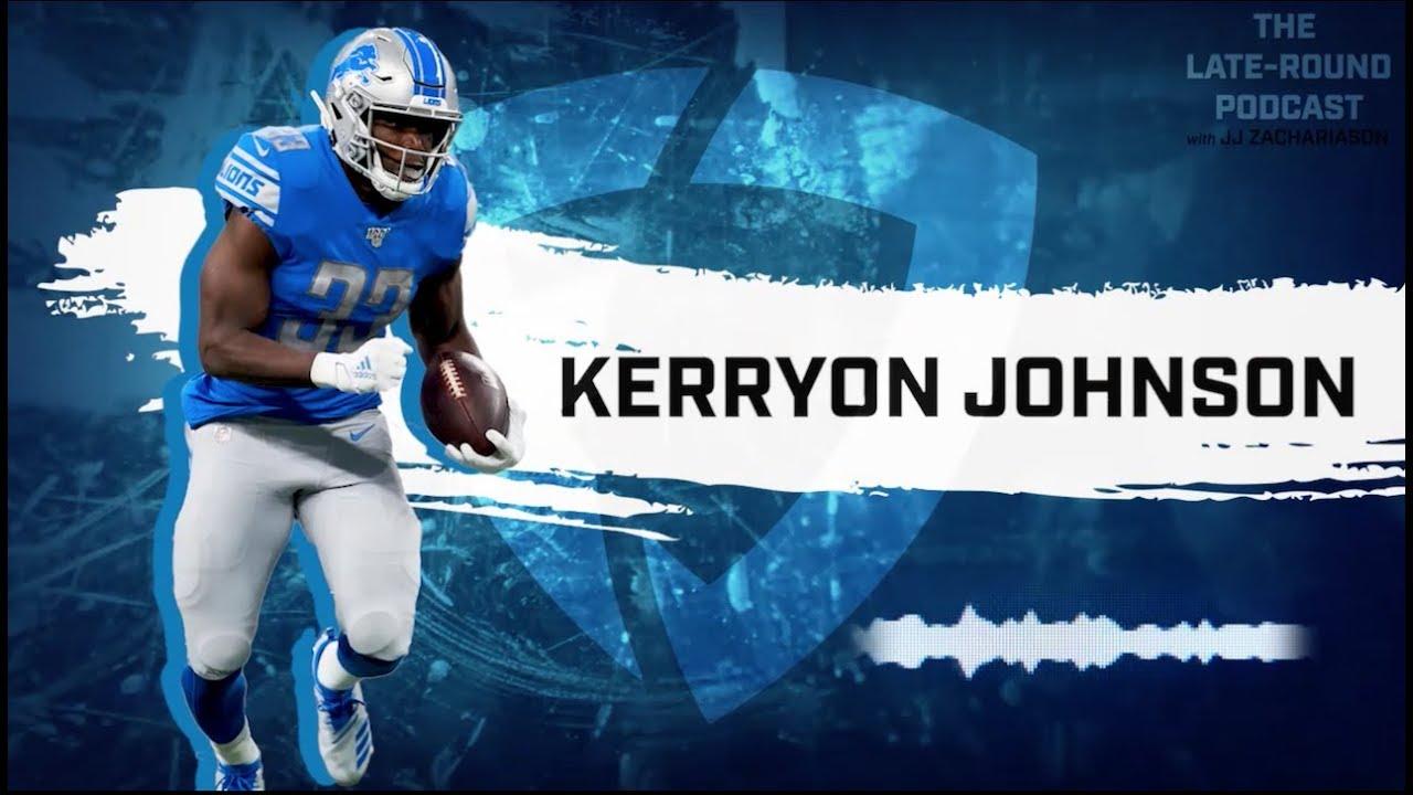 Fantasy Football Injury Reaction: Kerryon Johnson placed on IR; Ty ...