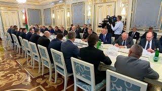 Лукашенко предлагает Украине создать межрегиональный форум сотрудничества