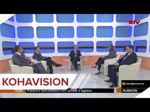 RUBIKON KOSOVA E KOMUNITETEVE ROM  ASHKALI E EGJIPTAS 14 04 2015
