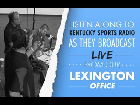 KSR Radio Visits TQL's Lexington Office