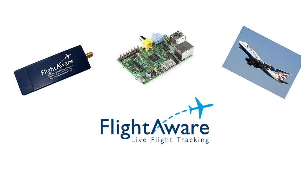 How to set up a PiAware flight tracker