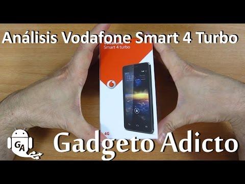 Análisis del Smartphone Vodafone Smart 4 Turbo (En Español)