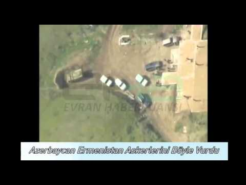 Azerbaycan Ermenistan Askerlerini Böyle Vurdu