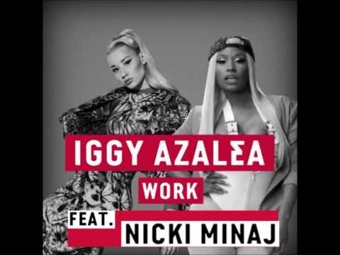 Iggy Azalea ft. Nicki Minaj - Work Out