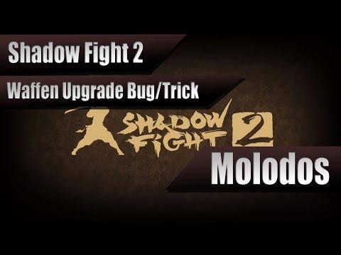 Waffen Upgrade Bug/Trick   Shadow Fight 2