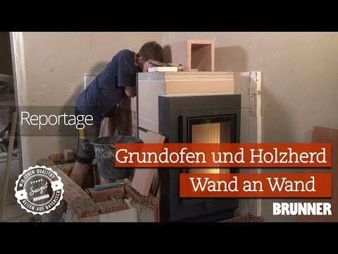 Grundofen Und Holzherd Wand An Ulrich Brunner GmbH