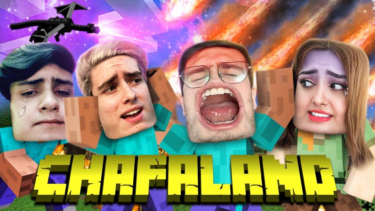 Download Minecraft pero IMPOSIBLE de Jugar: LA SERIE   CHAFALAND #1