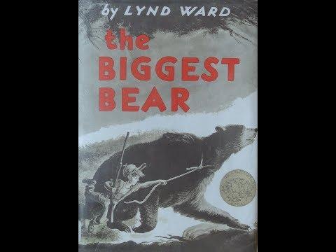 The Biggest Bear  - Caldecott Honor Published 1952