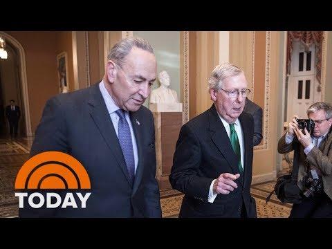 Senate Reaches 'Breakthrough' Budget Deal To Avoid Government Shutdown | TODAY