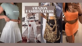 FASHION MUST HAVES FROM AMAZON (+LINKS) | Amazon finds you didn't know you needed from Tiktok