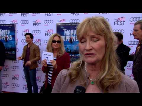Mary Poppins: Karen Dotrice (Jane Banks) 50th Aniversary Movie Interview