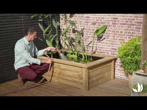 Comment installer un bassin hors sol ? - Jardinerie Truffaut ...