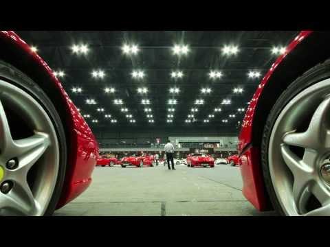 Ferrari 600 car gathering in Hong Kong celebrating 30 years