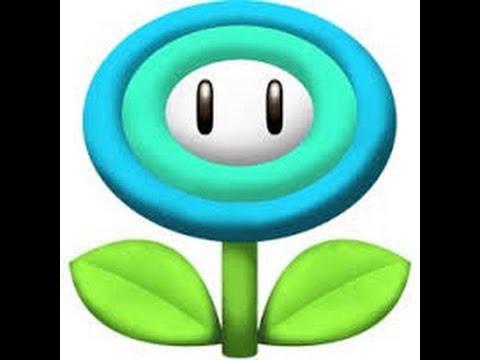 Mario Dessin Fleur