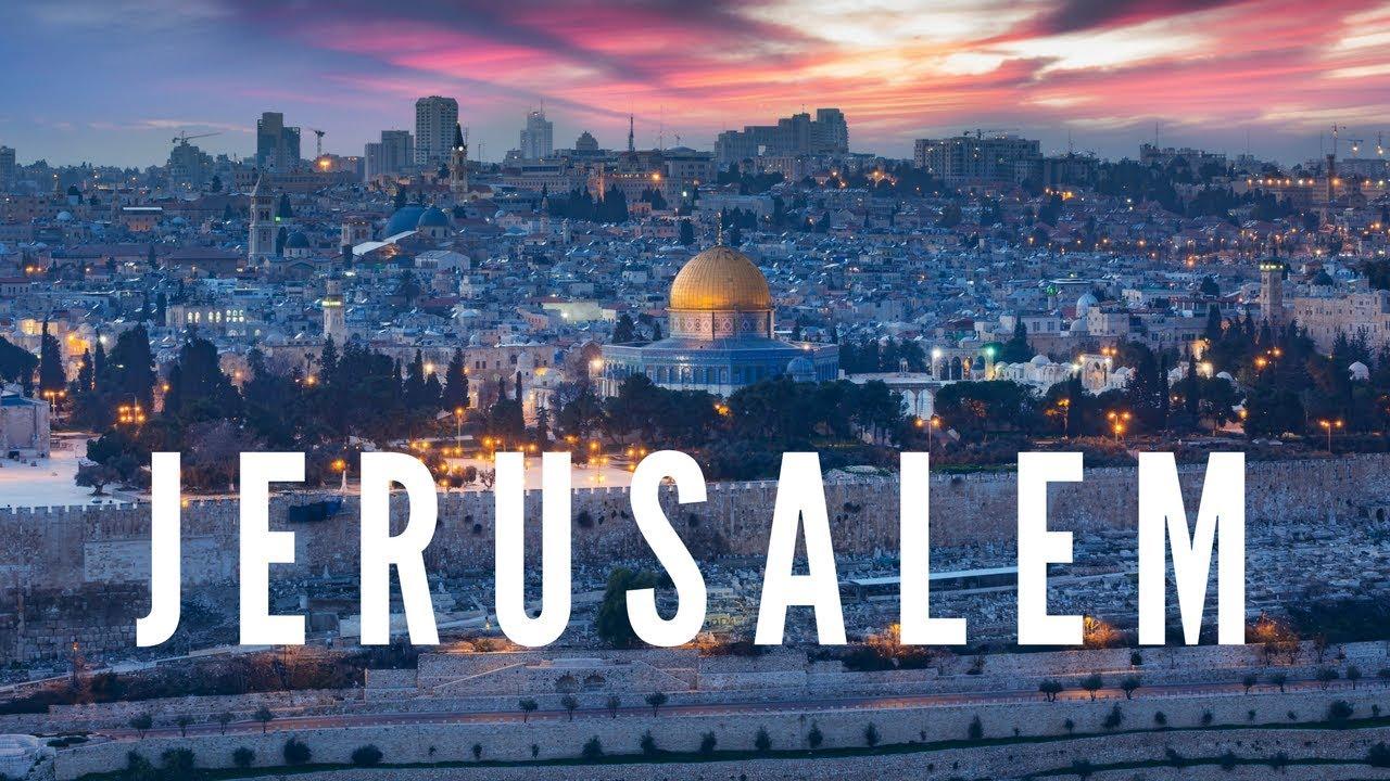 OLD CITY JERUSALEM | เที่ยวย่านเมืองเก่าเยรูซาเล็ม