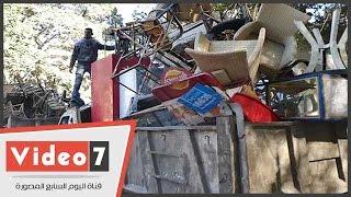 رئيس حى العجوزة: الحملات مستمرة خلال الأيام القادمة لعودة الانضباط