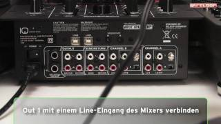 Reloop Spin! 2 Tutorial 01: Hardware Setup (Deutsch)