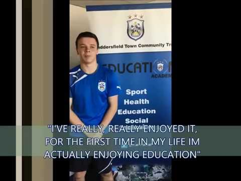 HTAFC Futsal scholars deliver the Education Academy Futsal Cup