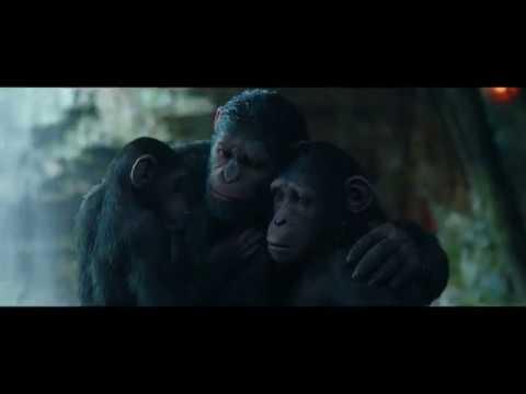 La Planète des Singes : Suprématie - Bande Annonce #1
