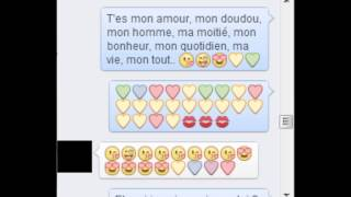 Un amour a distance..Loic & Manon ♥♥