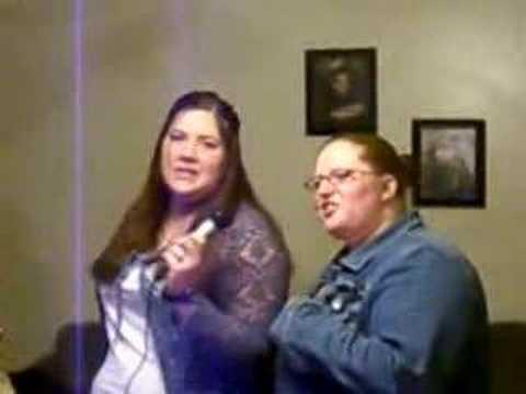 Karaoke Night Part #1
