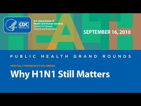 Why H1N1 Still Matters