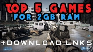 Top 5 Free Pc Games For 2gb Ram  Download Links