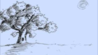Meshuggah - The Last Vigil (with The Lonely Tree Drawing)